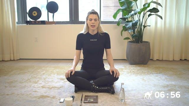 8 Min Meditation Guided Art