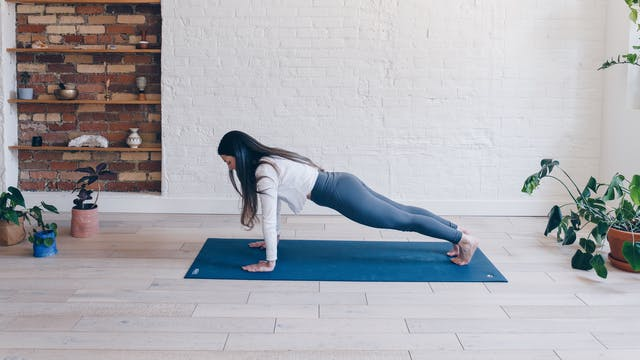 20 Min Pilates Core