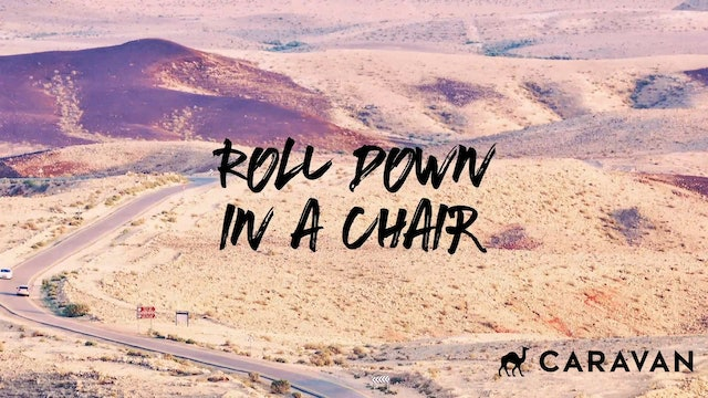 5 Min Roll Down in the Chair