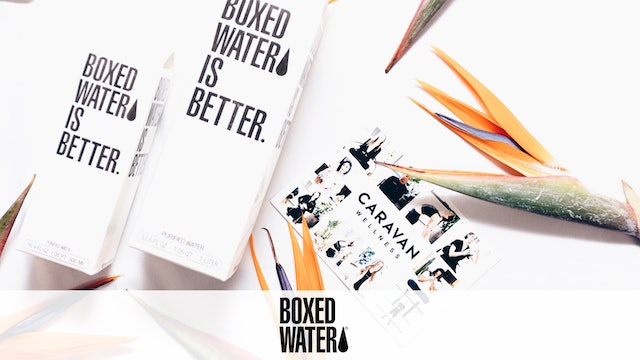 Boxed Water Is Better® Partnership