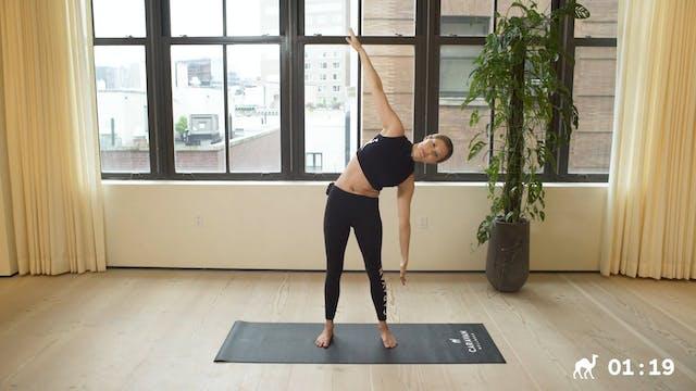10 Min Pilates Core