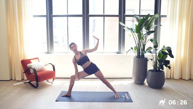 10 Min Yoga Flow