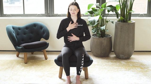 5 Min Smell & Rain Meditation