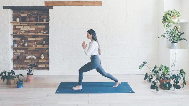 20 Min Yoga For Energy