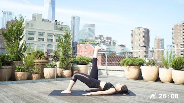30 Min Energetic Yoga