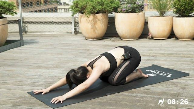 15 Min Energetic Yoga