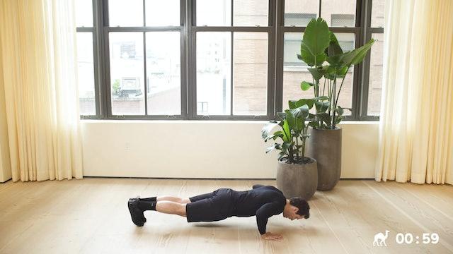 3 Min Breath Inside Workout