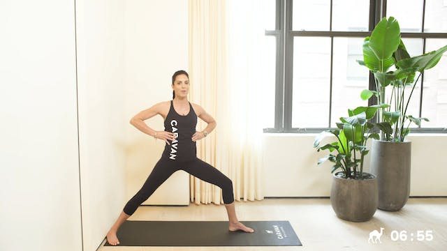 10 Min Standing Poses