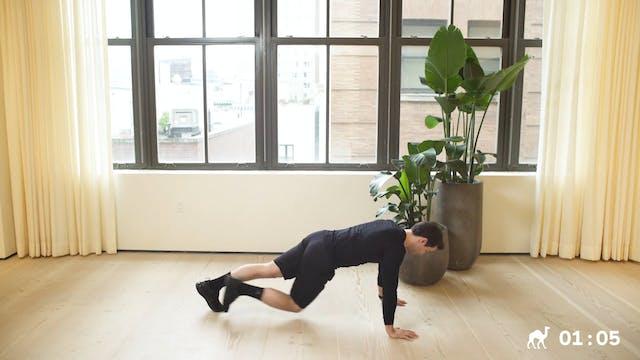 3 Min Perfect Planks