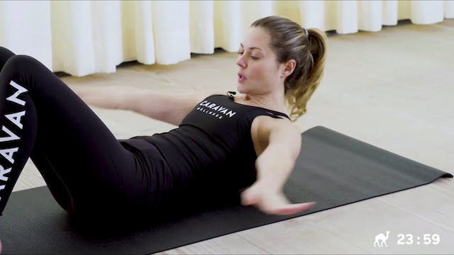 30 Min Full Body Pilates