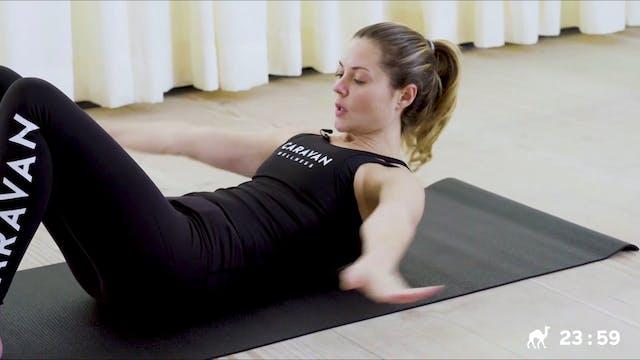 Full Body Pilates (30min)