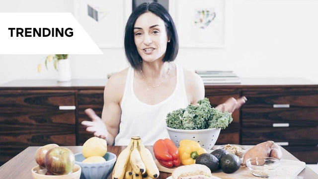 Clean Eating: 3 Min