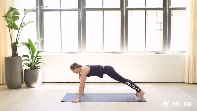 10 Min Pilates Back and Arms