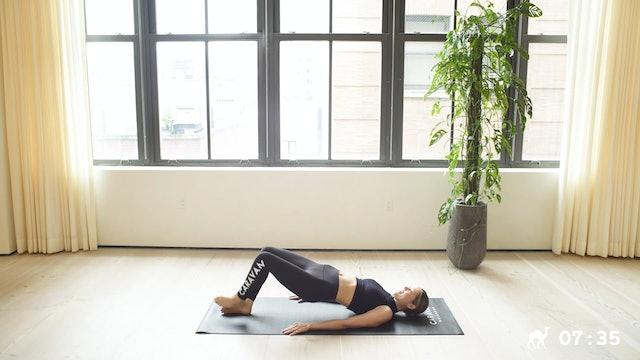 10 Min Pilates Inner Thighs