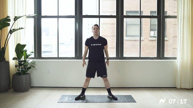 10 Min Full Body Workout 60/70