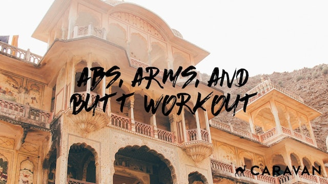 10 Min Abs, Arms and Butt