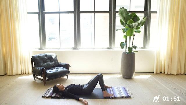 10 Min Mid-Day Restorative