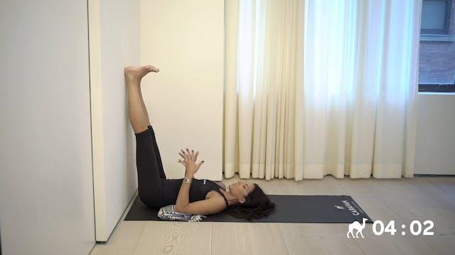 10 Min Rest, Stretch and Restore