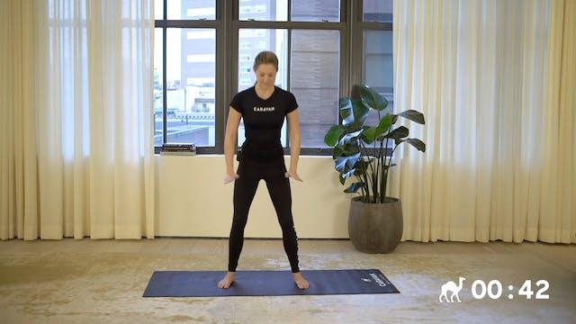 MORNING: Full Body Workout