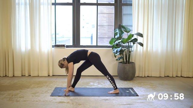15 Min Lower Body Stretching