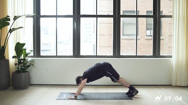 10 Min 60/70 Workout