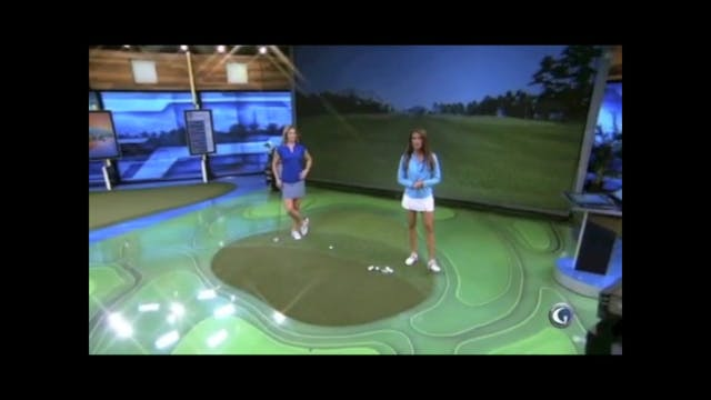 Golf Channel Tip-Sand Play