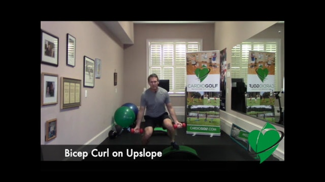 5-minute Upper Body HIIT Workout by Dan Jansen