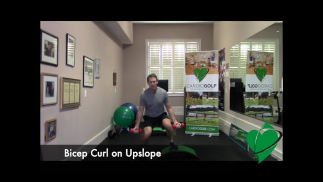 5-minute Upper Body HIIT Workout by D...