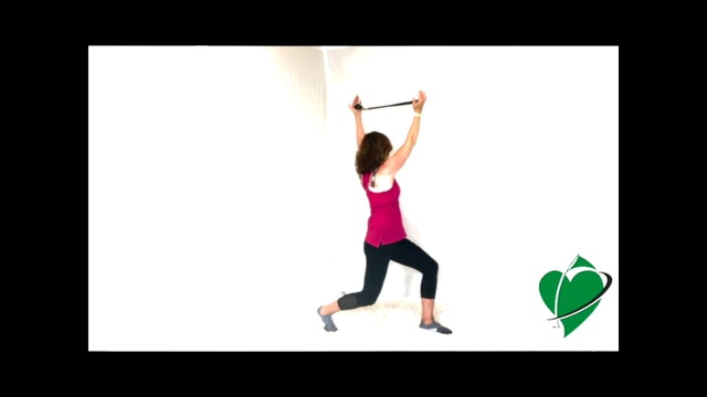 7:40 min Pilates Inspired Workout for Golfers