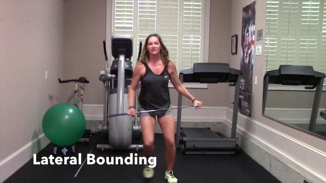 8-minute CardioGolf Endurance Routine