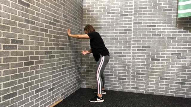 19:13 minute Total Body Wall Stretch ...