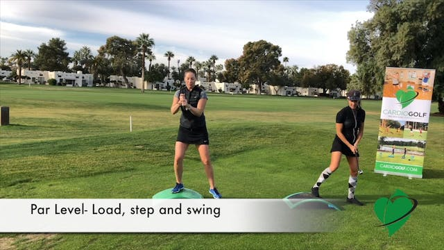 12-min CardioGolf Groove Your Swing W...