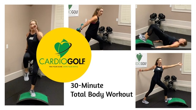30 minute-Total Body Workout NO MUSIC