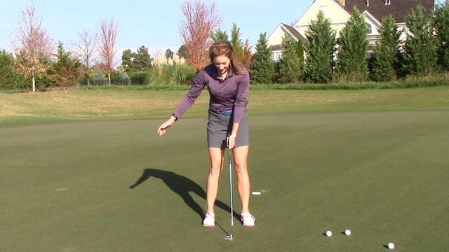 3-minute Putting Grip Tip