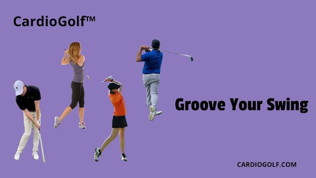 3-min Neuromuscular Training to Groove Your Swing