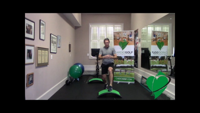 6-minute Core HIIT Workout by Dan Jansen