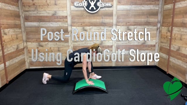 3:22 min Modified Hip Stretches