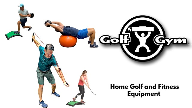 GolfGym Home Fitness Equipment