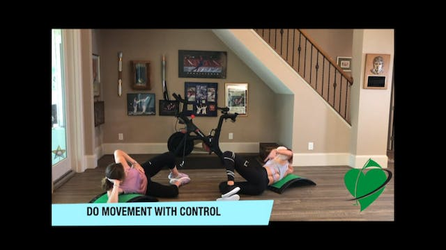 11-minute Lower Body Workout featurin...