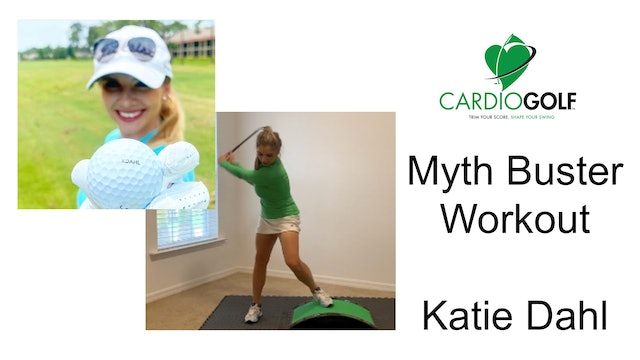6-minute Myth Buster Workout Featuring Katie Dahl