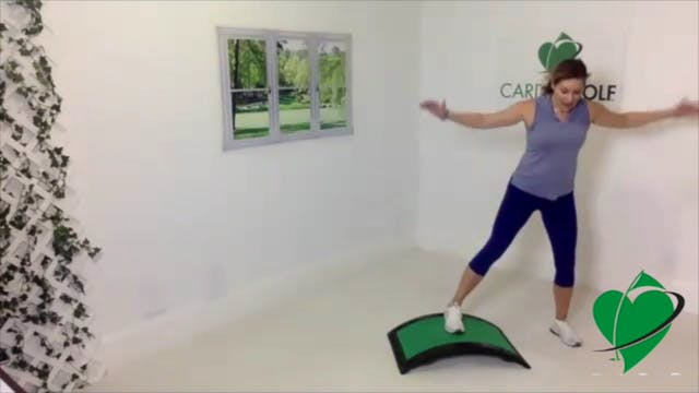 45-minute-CardioGolf™ Groove Your Swi...