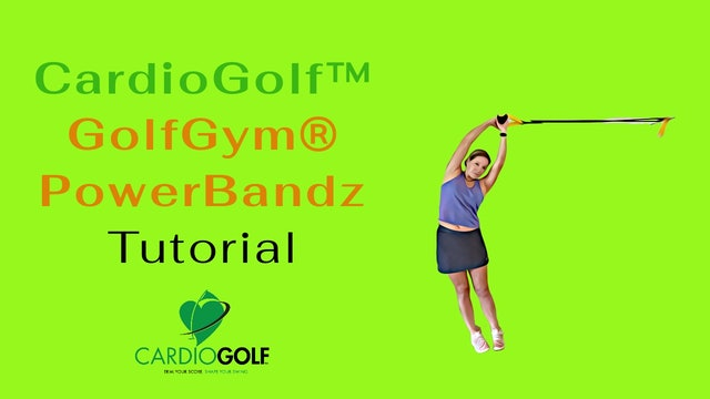 20 min-PowerBandz Tutorial-Flexibility Routine No Music