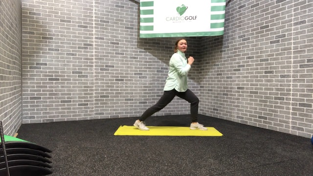 12-minute Get Your Hips Moving Featuring Britni Gielow