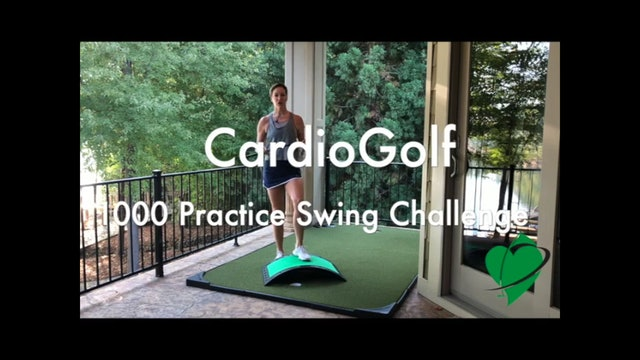 6-miinute Practice Swing