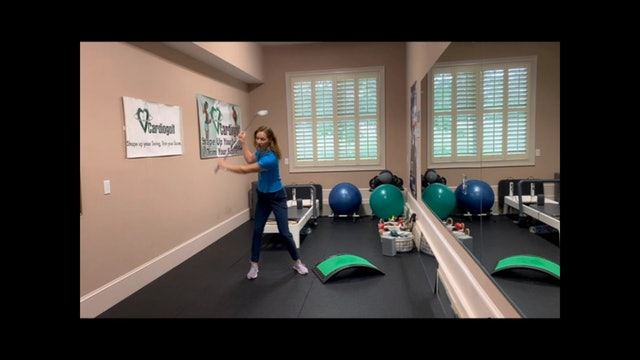 20-min Total Body At-Home Stretch Routine-No Music