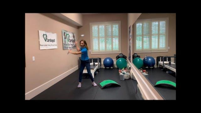 20-min Total Body At-Home Stretch Rou...