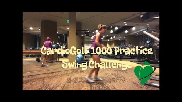 1-minute Practice Swing Challenge 010