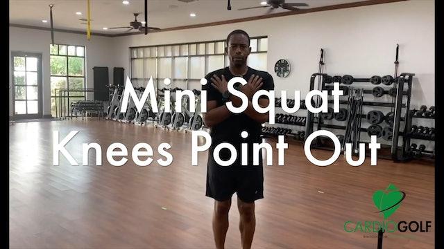 7-minute Pre-Round Warm-Up Routine