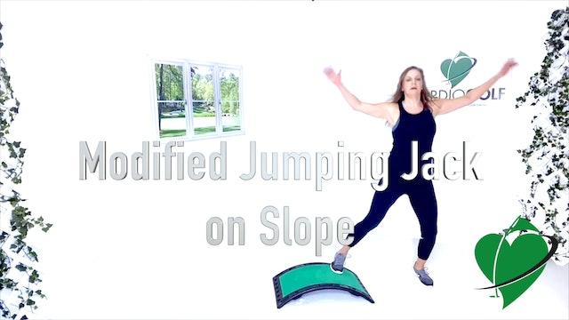 15:51-min Cardio Blast and Swing Workout