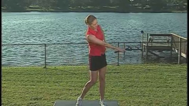 55-minute Vintage CardioGolf Routine